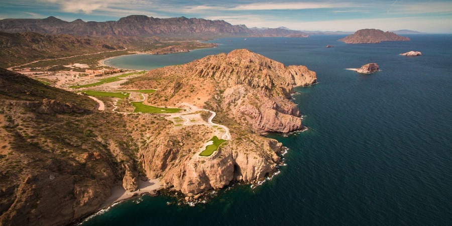 We Take a Swing at Rees Jones's Now Completed Danzante Bay Course in Mexico