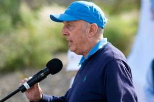 rees jones speaking at tpc danzante bay golf course inaugural event