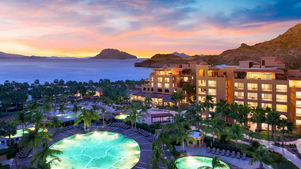 Villa del Palmar Loreto Mexico Golf Resort