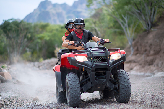 atv tour in loreto baja mexico