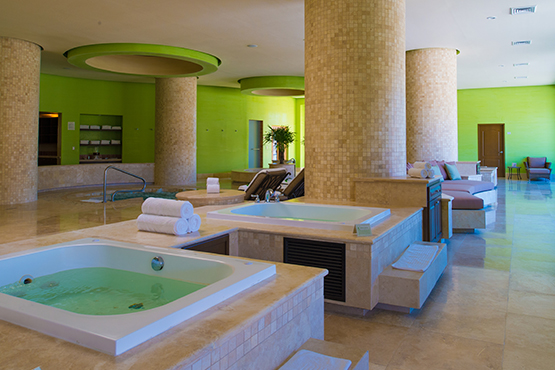 Sabila Spa and Wellness Center Interior