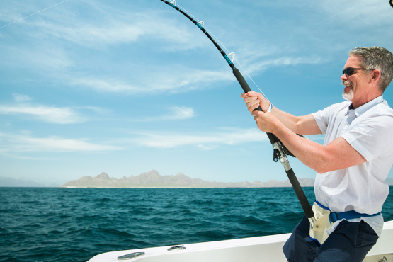 sport fishing in loreto baja california mexico