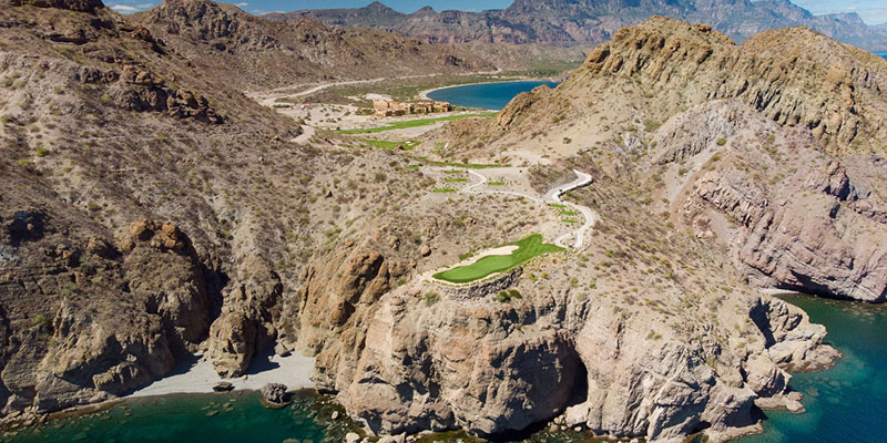 New Flights to Loreto Mexico Means Easier Access to TPC Danzante Bay