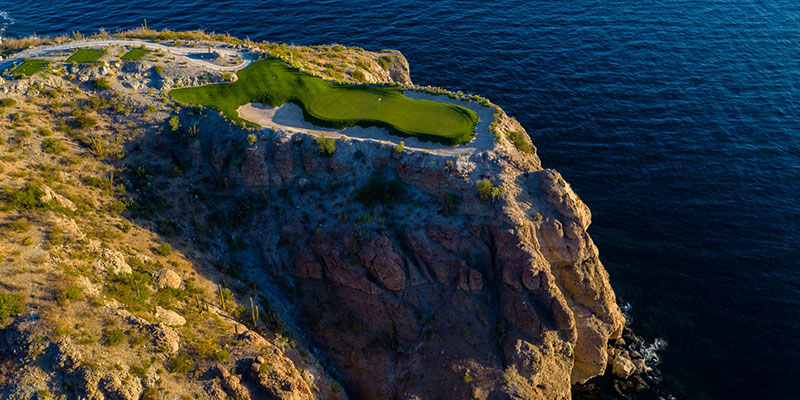 TPC Danzante Bay Honored as New Course of the Year