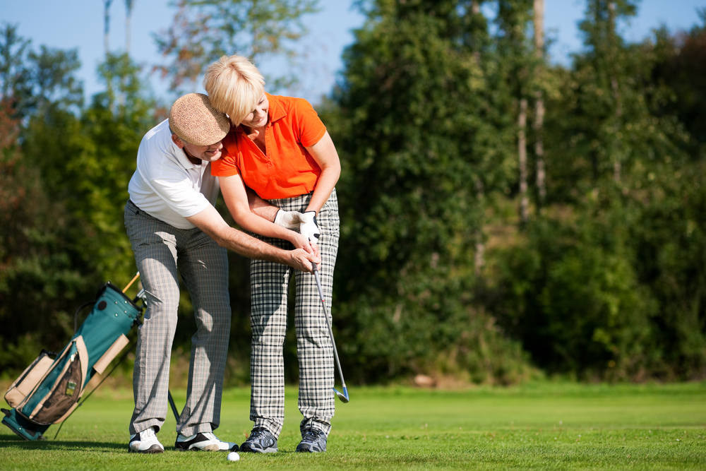 Romance on the Golf Course – Tips for Teeing Up with Your Spouse