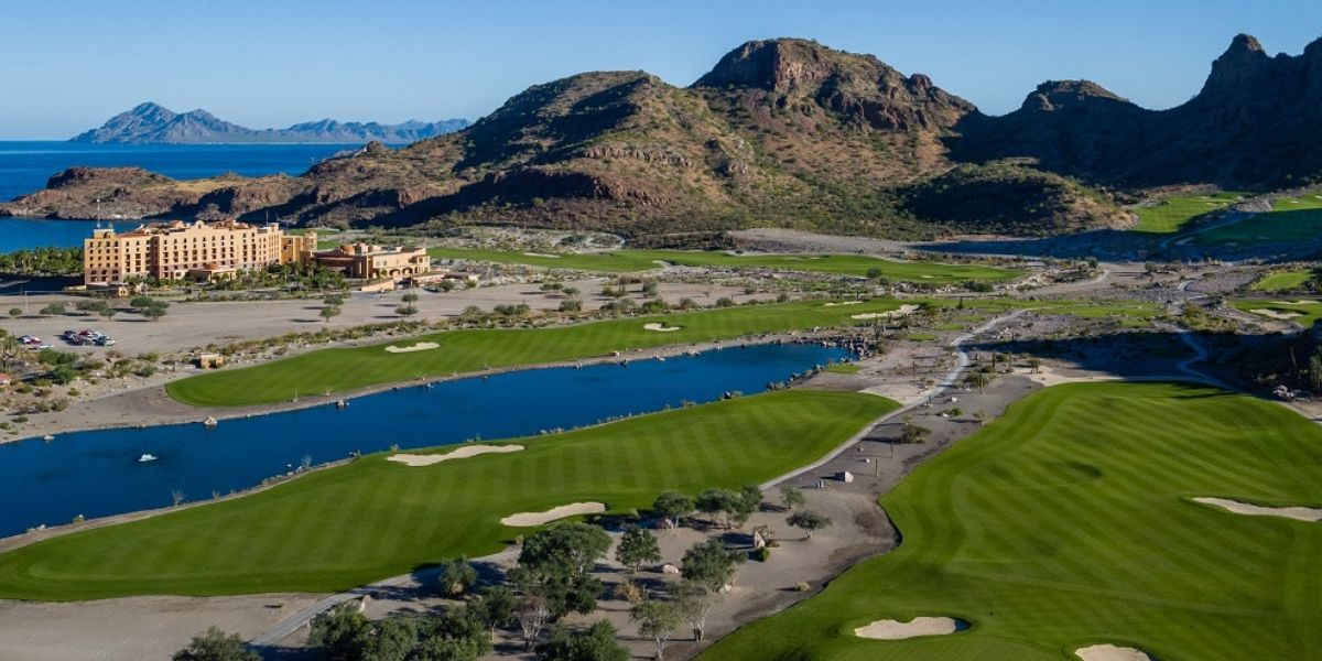 TPC Danzante Bay Loreto Mexico Golf Resort