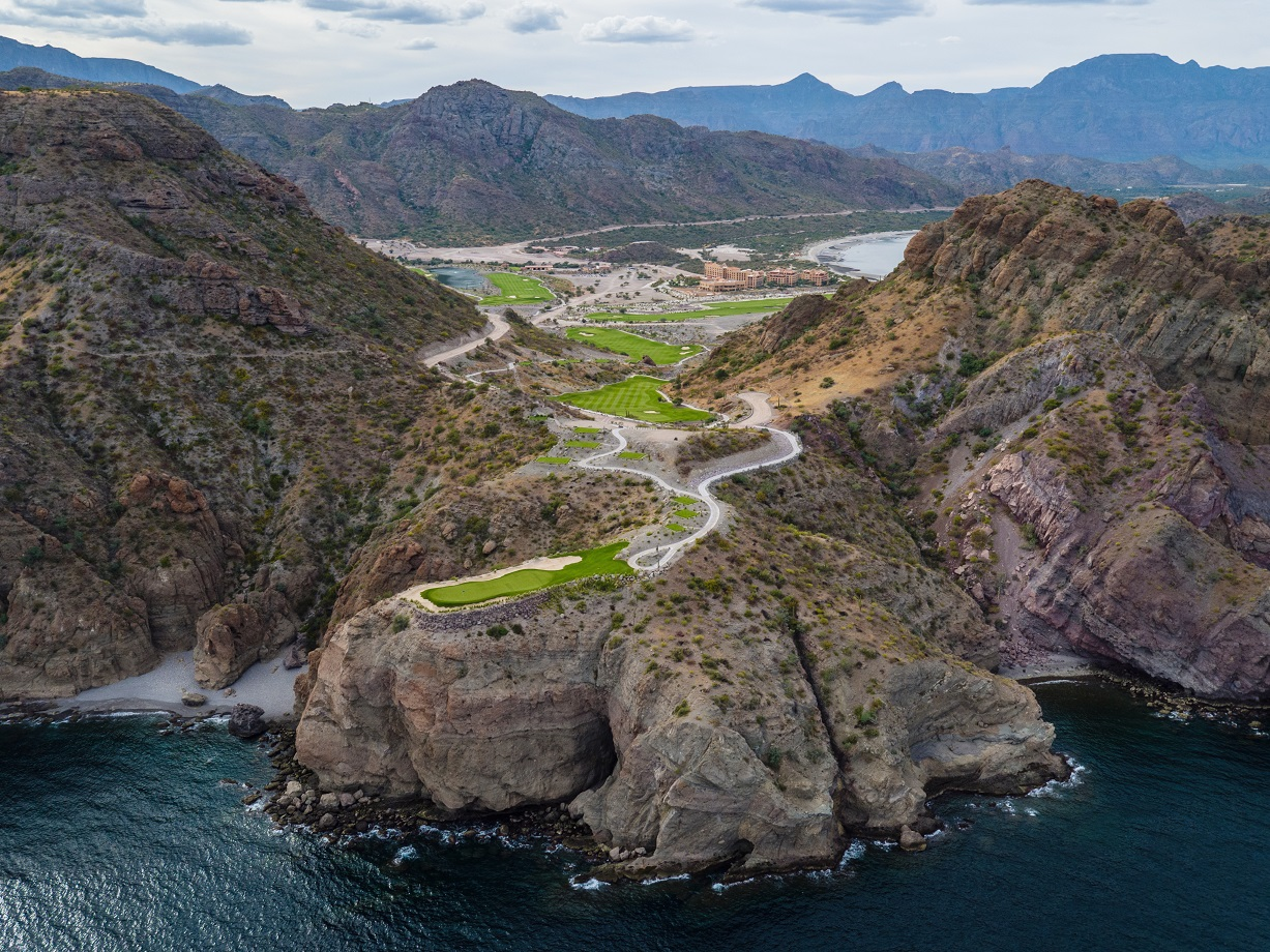 Loreto Mexico Golf Course - TPC Danzante Bay