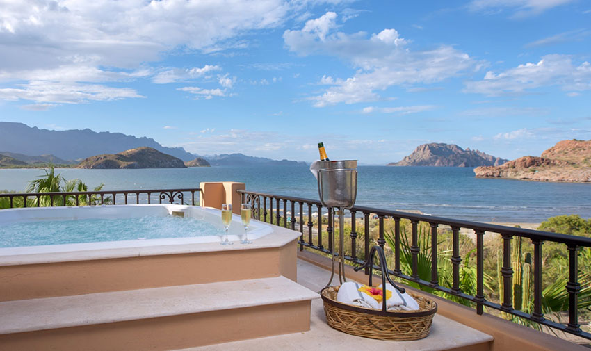 Villa del Palmar Loreto Mexico Golf Resort - Ambassador Two Bedroom Penthouse