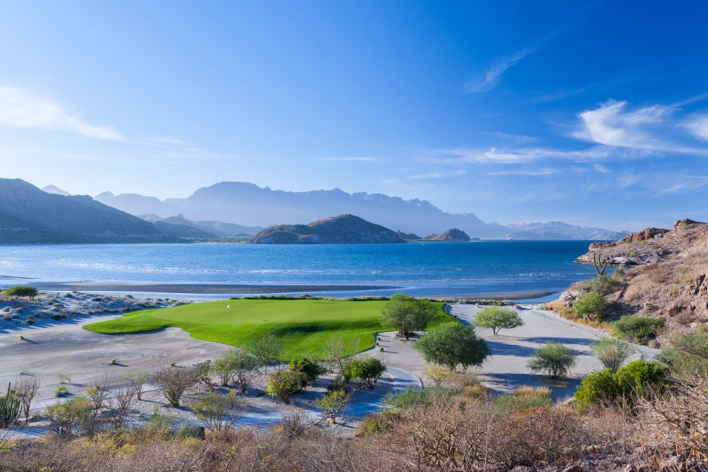 TPC Danzante Bay Loreto Golf Course Hole 13