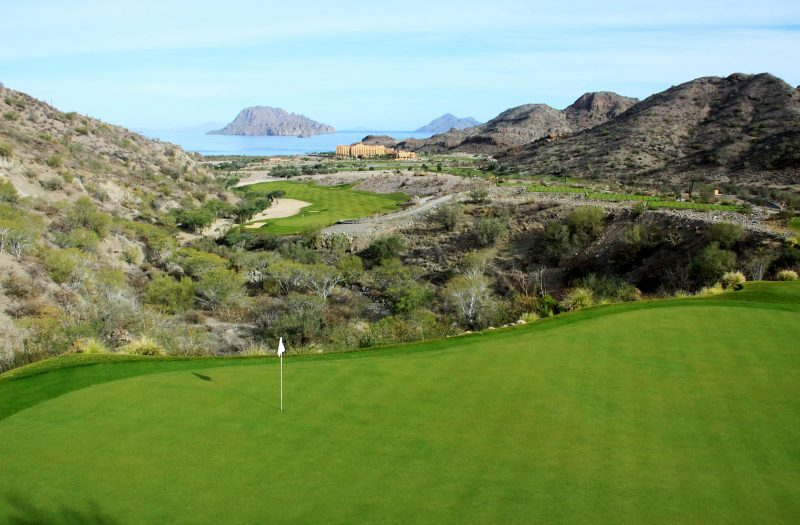 TPC Danzante Bay Golf Course Hole 3