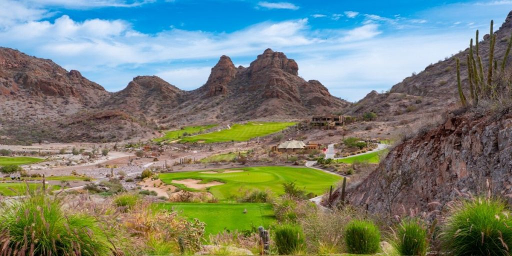 TPC Danzante Bay Is Loreto Mexico's Eco-Friendly Golf Course