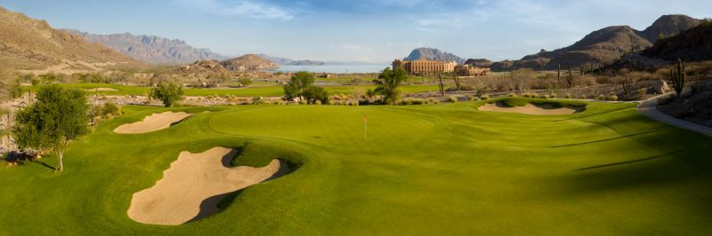 TPC Danzante Bay Loreto Mexico's Eco-Friendly Golf Course