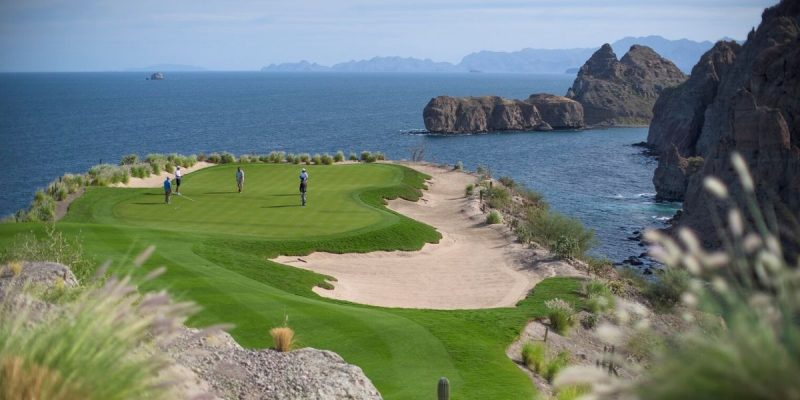 Mexico and Latin America's Best Golf Course - TPC Danzante Bay