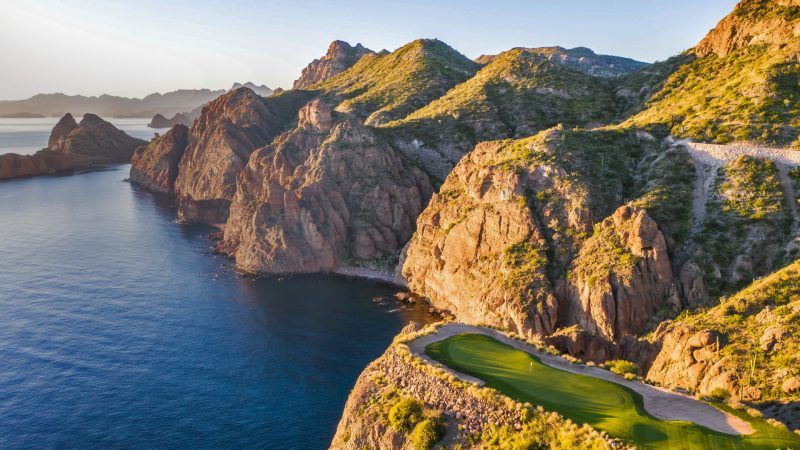 Unlimited Golf summer package in Loreto Mexico