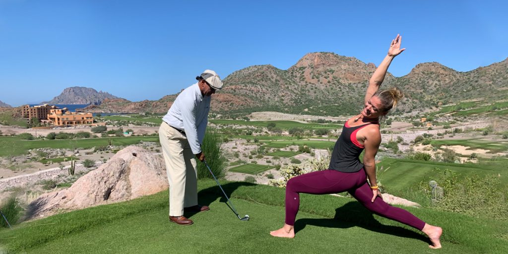 Yoga and Golf Retreat Set for Magical Islands of Loreto