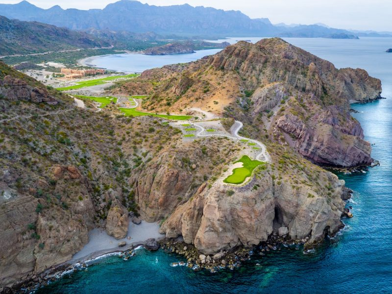 TPC Danzante Bay most photographed hole in all of golf