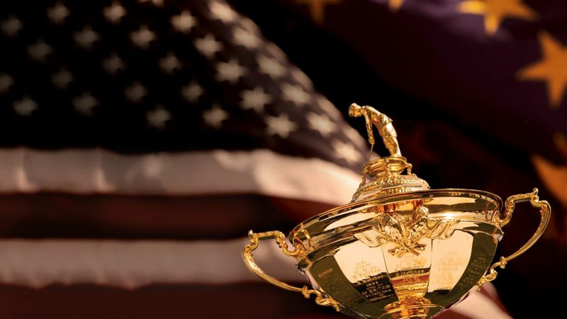 43rd Ryder Cup Matches 2020