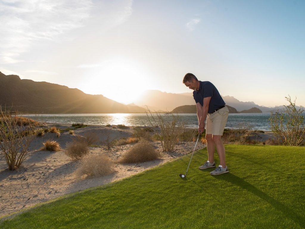 practice golf at tpc danzante bay golf course