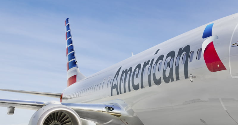 American Airlines actions after COVID-19