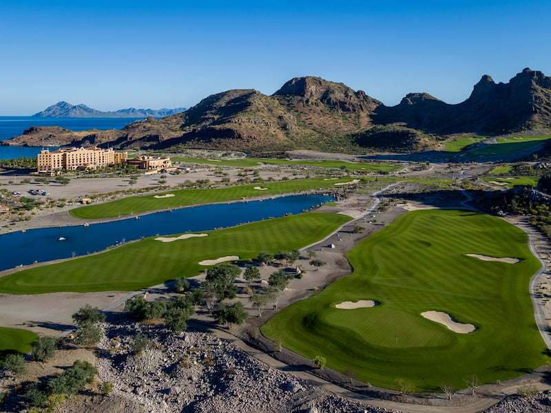 Luxury Hotel Golf Courses in the World
