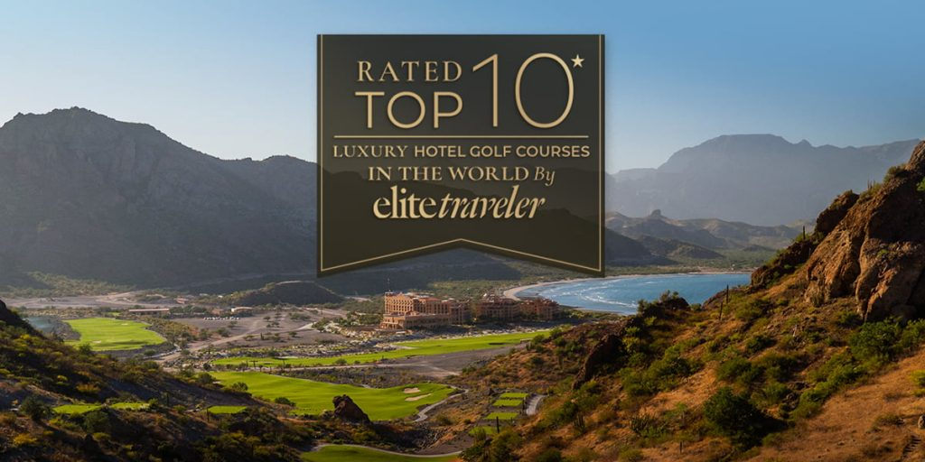 TPC Danzante Bay Recognized Among Top Luxury Golf Courses in the World