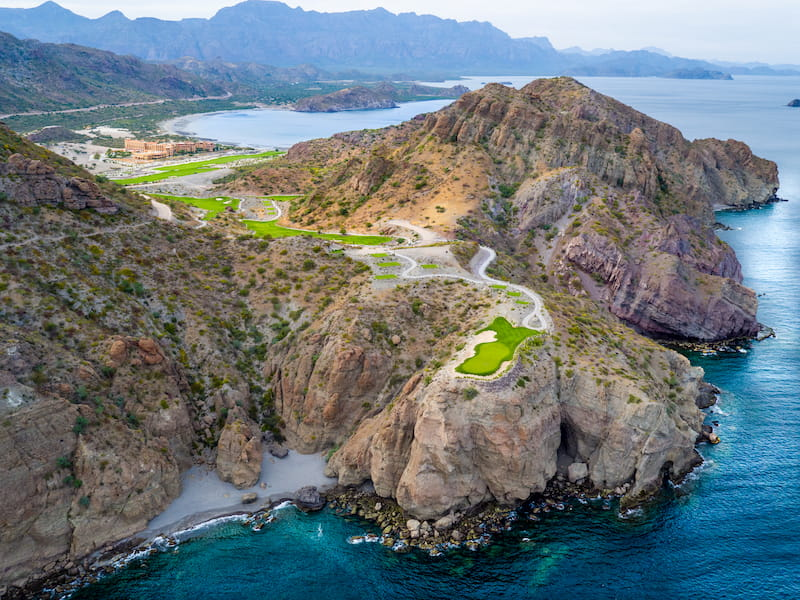 Luxury Golf Resort in Loreto Mexico