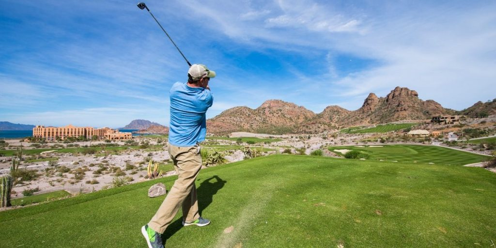 Commit to your golf game by committing to fitness