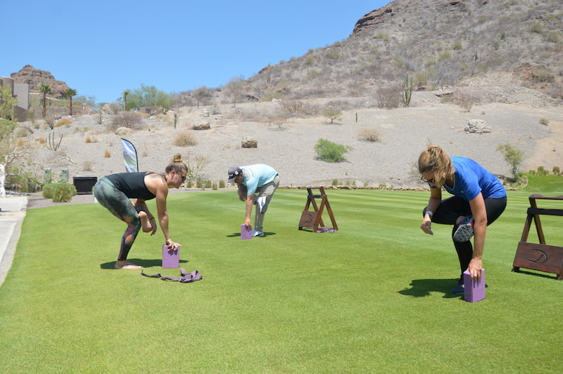 Flexibility for a better golf game