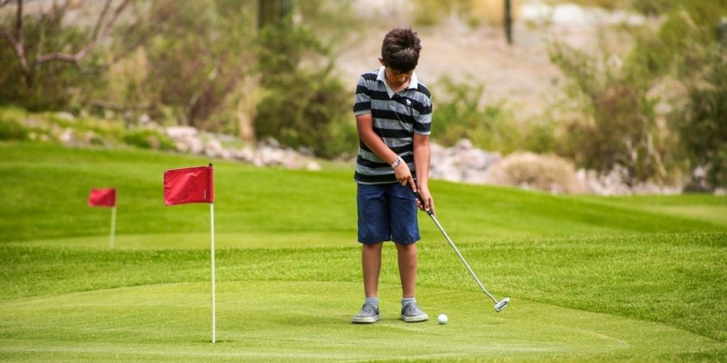 Learn to Play Golf – The Danzante Bay Way