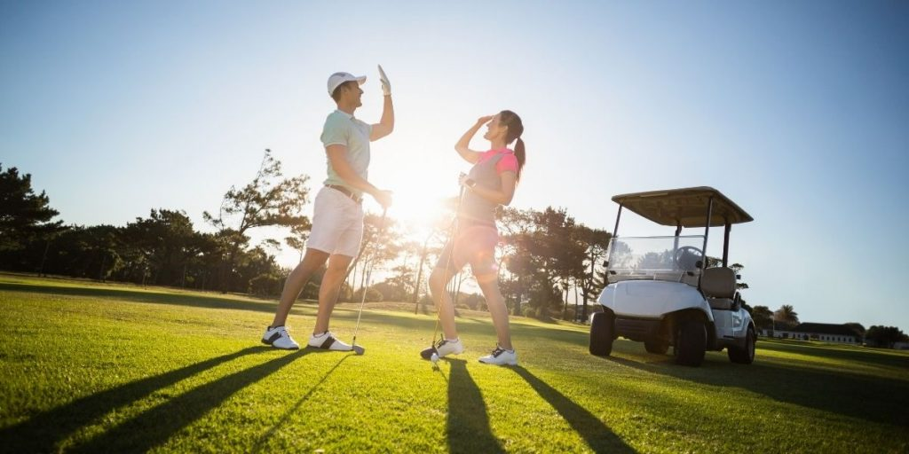 Playing Golf Reaps Physical And Mental Health Benefits