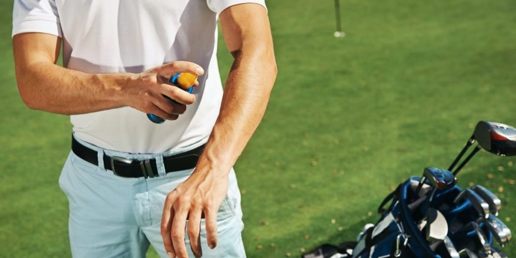 How to Protect Yourself From the Sun When Playing Golf