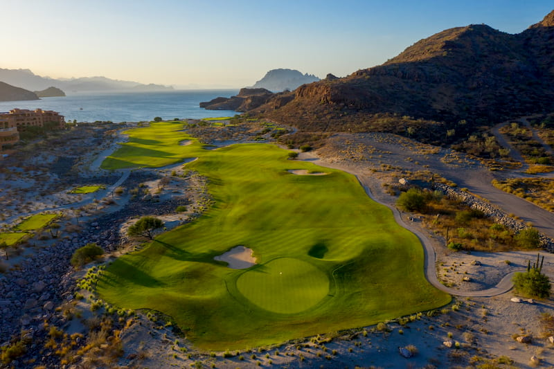 new direct flights out of Phoenix and Dallas to TPC Danzante Bay