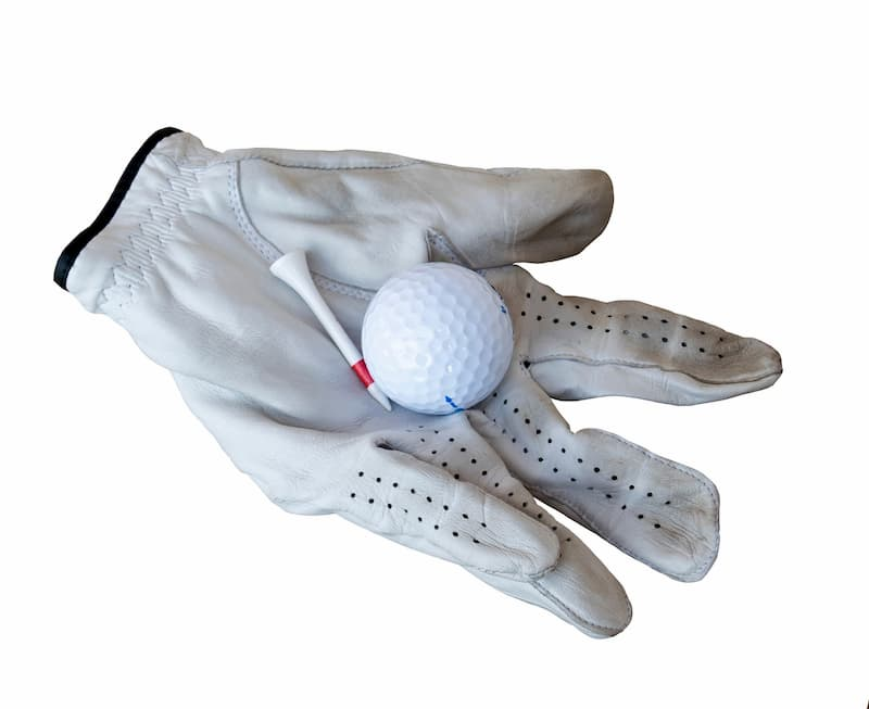 sun protection golf gloves