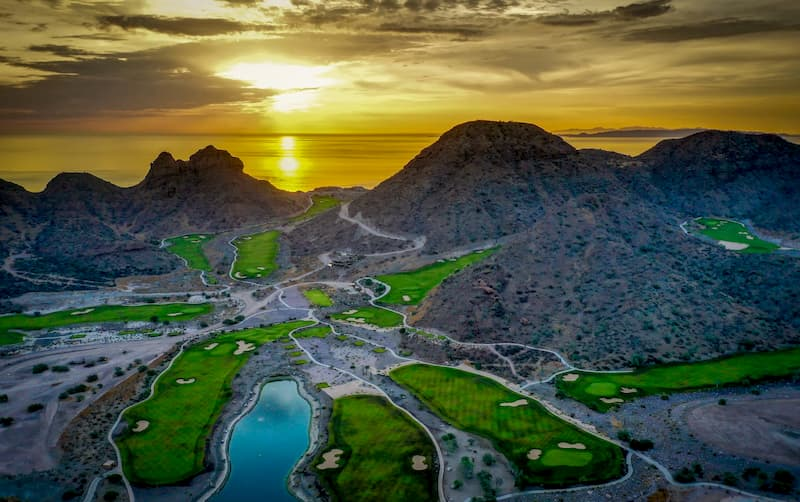 TPC Danzante Bay was designed by the legendary Rees Jones