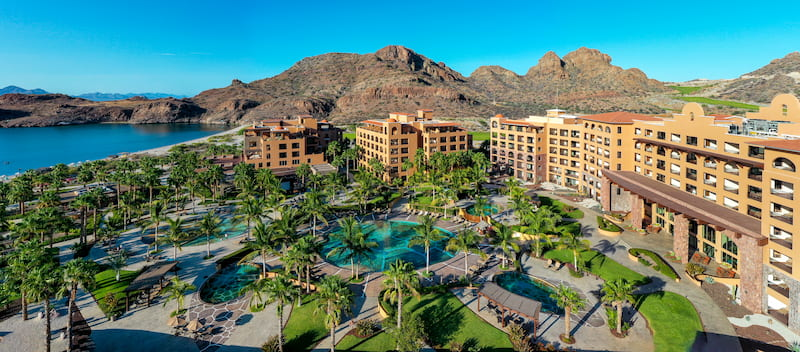 All Inclusive Mexico Golf Resort in Loreto