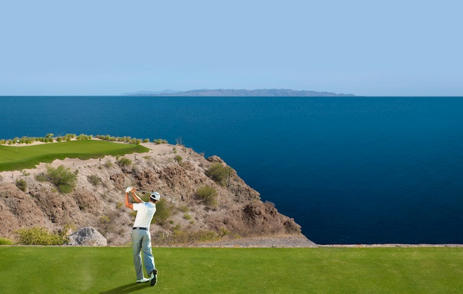 Golf or spa Package image
