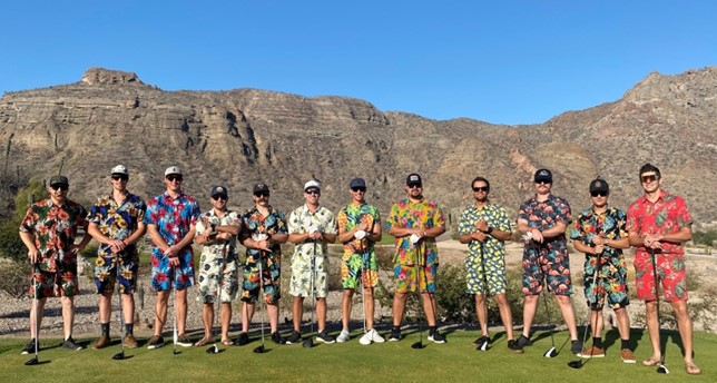 World-Class Golf + Fun Beach Activities + Deluxe Accommodations = The Ultimate Bachelor Party