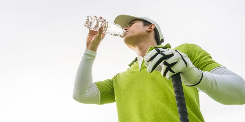 Drinking Smart on the Golf Course